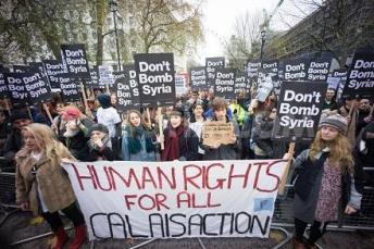 dont bomb Siria
